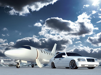 Our airport limousine service limo